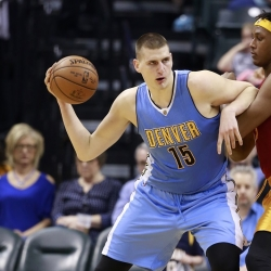 Jokic, Nuggets complete season sweep of Pacers