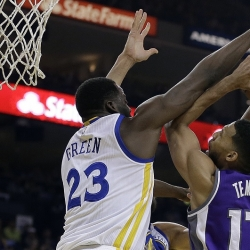 Warriors down Kings for sixth straight