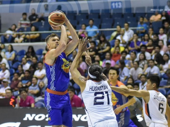 Lou gets second chance to impress as TNT takes on Phoenix