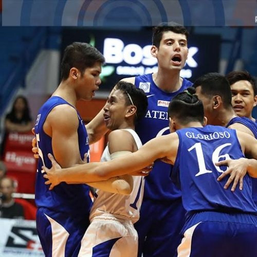 Blue Eagles try to inch closer to an outright Finals berth