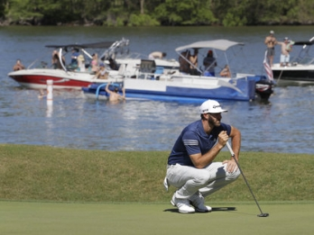 Dustin Johnson, Jon Rahm advance to semifinals of Match Play