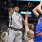 Spurs snare fourth win in a row at expense of Knicks