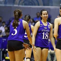 Lady Eagles dismantle incomplete Lady Falcons