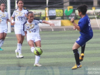 UST comes back twice to draw Ateneo in women's football