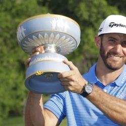 Johnson wins Match Play to sweep World Golf Championships