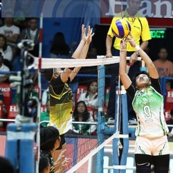 Lady Spikers aim for semis twice-to-beat