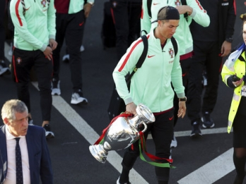 Portugal airport to be named after Ronaldo near his hometown