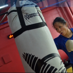 Fil-Am boxer Ana Julaton panalo sa Mexico