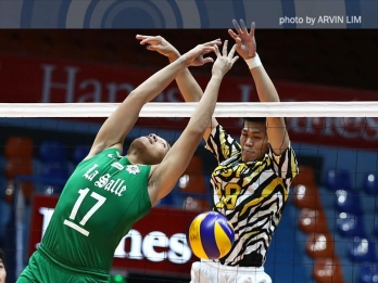 Tigers claw Green Spikers, inch closer to a semis berth