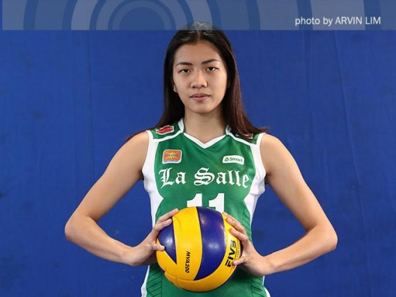 DLSU hitter Dy suffers minor sprain in win