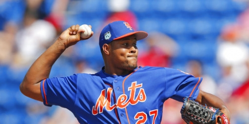 Mets' Familia accepts suspension from Major League Baseball
