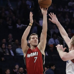 Dragic, Heat roll to 105-88 victory over Knicks