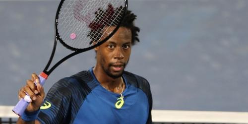 Injured Monfils to miss France's Davis Cup quarterfinal