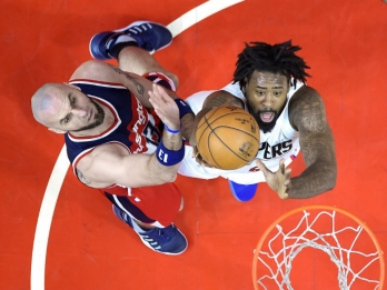 Clippers beat Wizards 133-124 in high-scoring shootout
