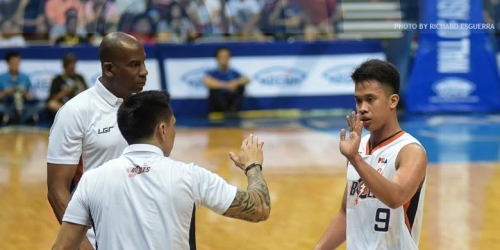 AMER TIME! Baser's growth key to Meralco's electrifying run