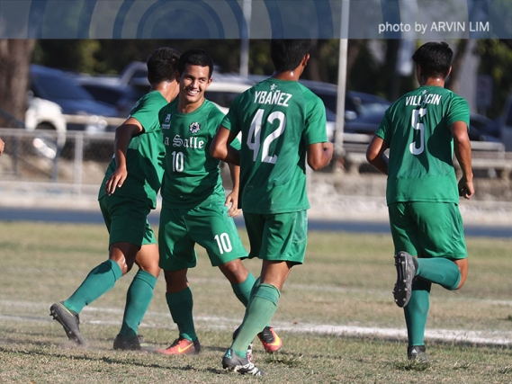DLSU inches closer to fourth seed taking down NU