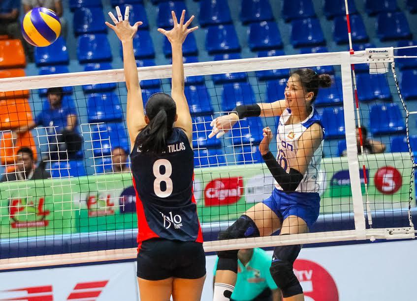Hindi ko susukuan yun -- injured Manabat on nat'l team dream