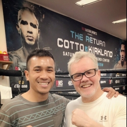 Pinoy boxer Mercito Gesta, panalo sa Las Vegas
