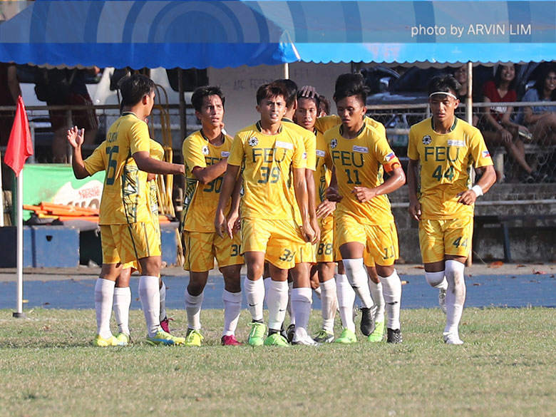 FEU tries to clinch playoff spot in UAAP men's football