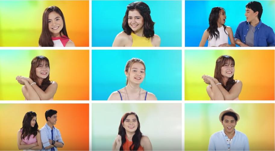 Your summer anthem: Ikaw Ang Sunshine Ko, Isang Pamilya Tayo