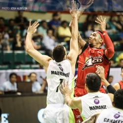 Aces shoot for fifth straight win against Bolts
