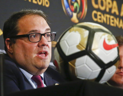 United States, Mexico, and Canada launch bid to host 2026 World Cup