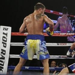 Lomachenko makes easy work of Sosa before 9th-rd TKO
