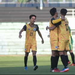 Last minute goal gives UST important win over FEU