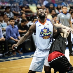 KaTropa make it four straight after surviving Mahindra