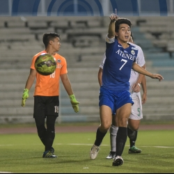Ateneo secures top seed, eliminates DLSU from contention