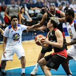 From D-League to PBA real quick for new starter Corpuz