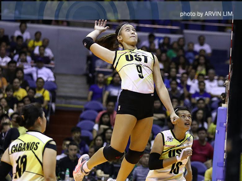 PLAYER OF THE WEEK: EJ Laure of UST