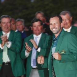 Masters-style green jacket bought for $5 sells for $139K