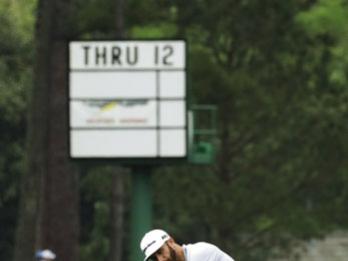 Masters behind him, Dustin Johnson puts short memory to work