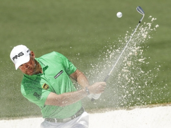 Best without a major? Westwood alone in his class