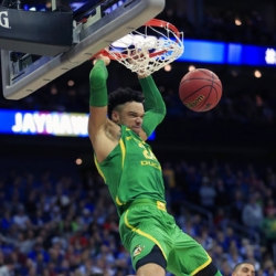 Oregon's Dillon Brooks says he's headed to the NBA draft