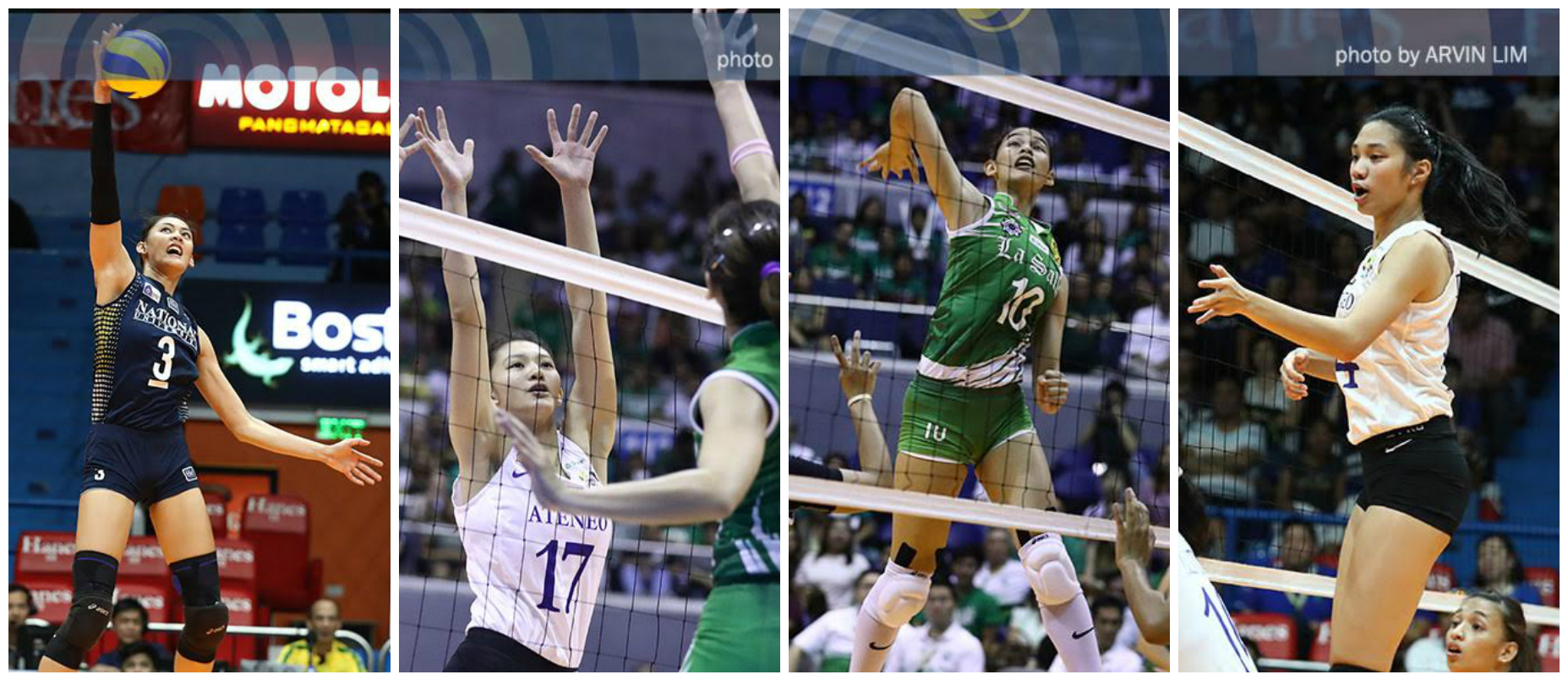 WATCH: Who is this season's most feared middle blocker?