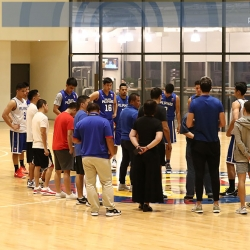 17 players present as Gilas begin daily practices