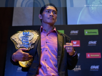 Bitter losses have turned Folayang into a World Champion