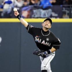 Suzuki's homer not enough as Miami loses to Seattle