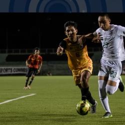 UST, DLSU end eliminations with scoreless draw