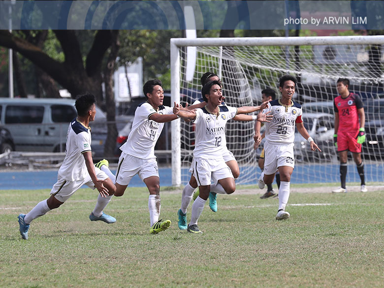 National U downs defending champs UP in season-ender