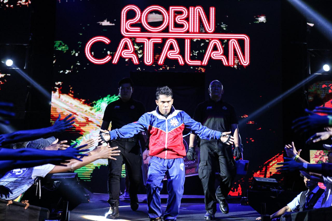 Robin Catalan decisions Jeremy Miado in all-Filipino matchup