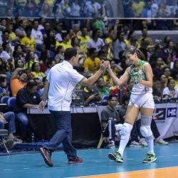 Cheng brings back the Lady Spikers' swag