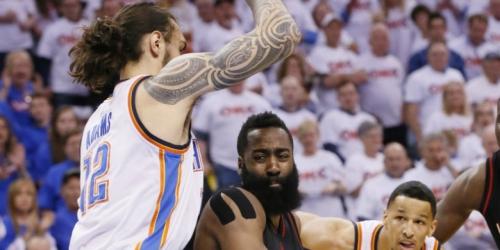 Thunder look to solve free throw disparity vs Rockets