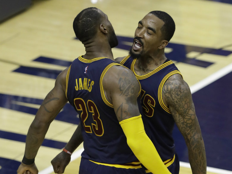 Rites of postseason: LeBron looks for sweep, Clippers ...