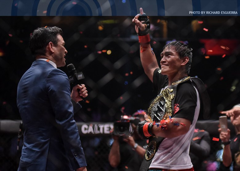 'I rose up' - Eduard Folayang's persistence led him to glory