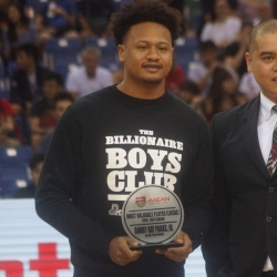 Parks Jr. brings back ABL MVP to Philippines