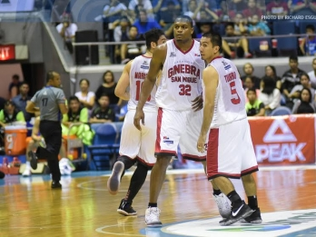 Ginebra clamps down on defense to snap TNT's streak