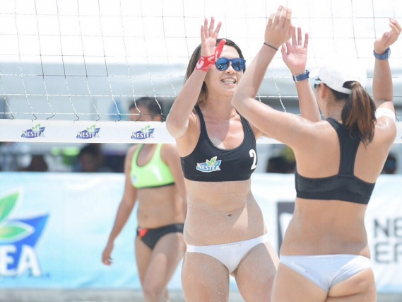 Team Japan captures Metro Manila leg of BVR on Tour